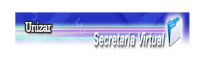 unizar secretaría virtual