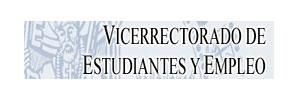vicerrectorado de estudiantes y empleo